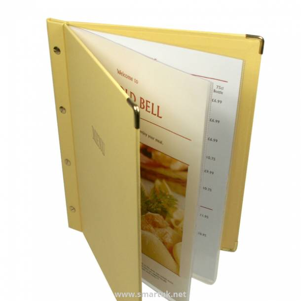 Athens Menu Covers