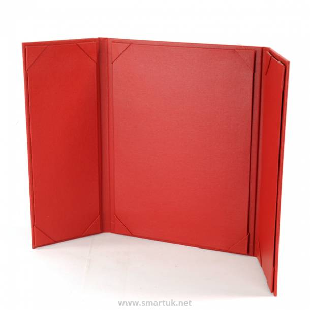 Gate Fold Menu Covers