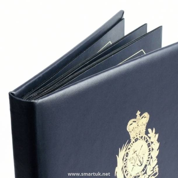 Hydra Recycled Leather Menus