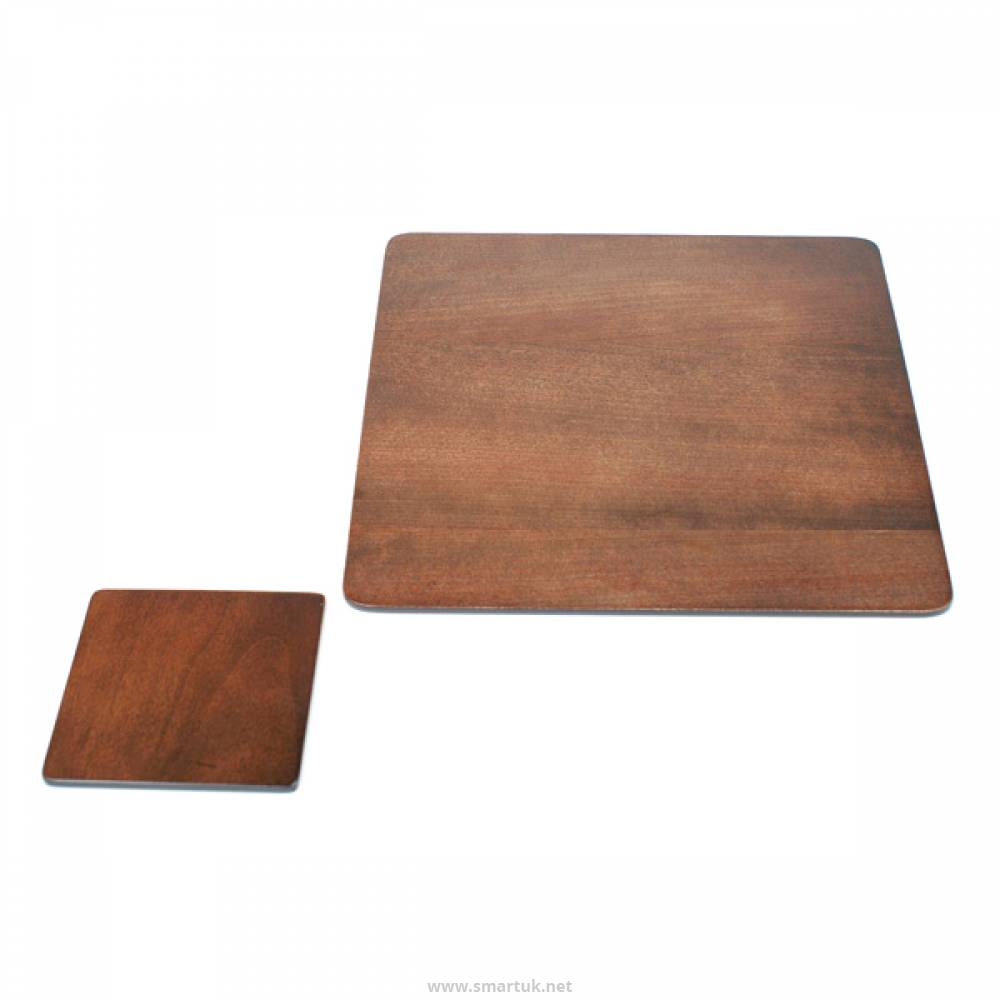 Wooden Placemats And Coasters Smart Hospitality Supplies