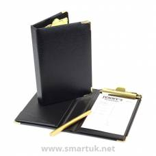 Bonded Leather Order Pad Holders