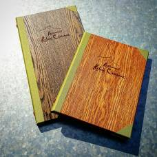 Real Wood Guest Room Folders