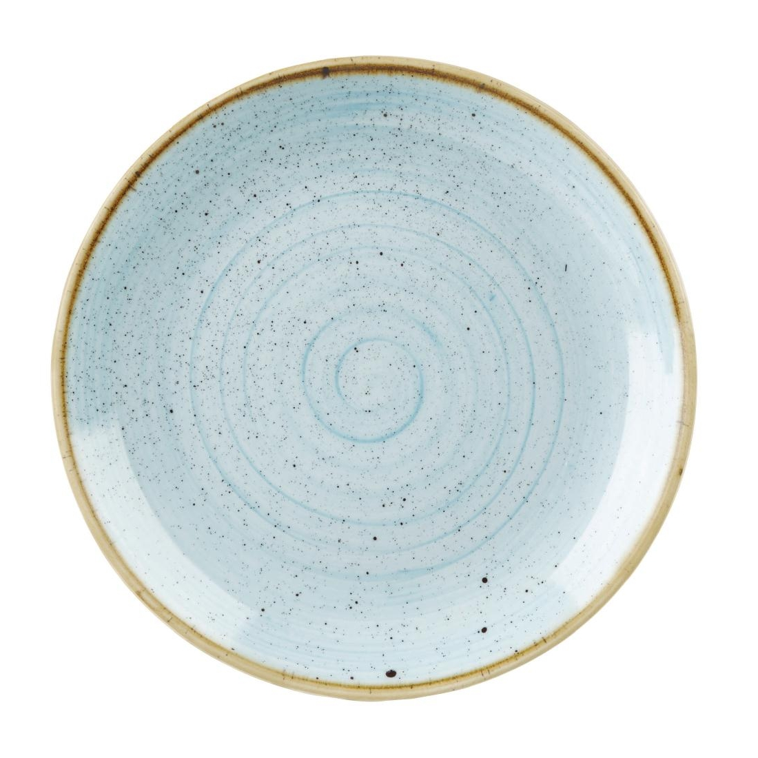 Churchill Stonecast Round Coupe Plate Duck Egg Blue 260mm by Churchill Super Vitrified-DK500 - Smart Hospitality Supplies  sc 1 st  Smart Hospitality Supplies & Churchill Stonecast Round Coupe Plate Duck Egg Blue 260mm by ...