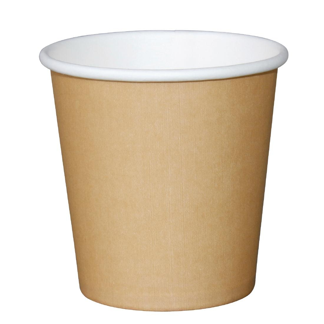 Fiesta Takeaway Espresso Cup Kraft 112ml 4oz