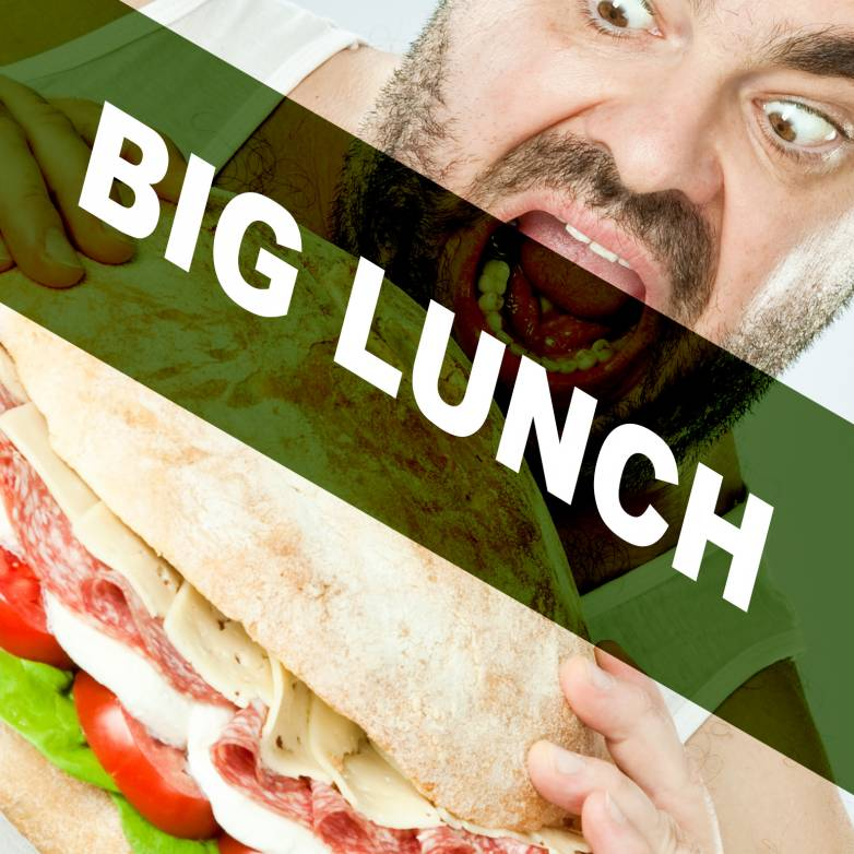 The Big Lunch - Get Involved!