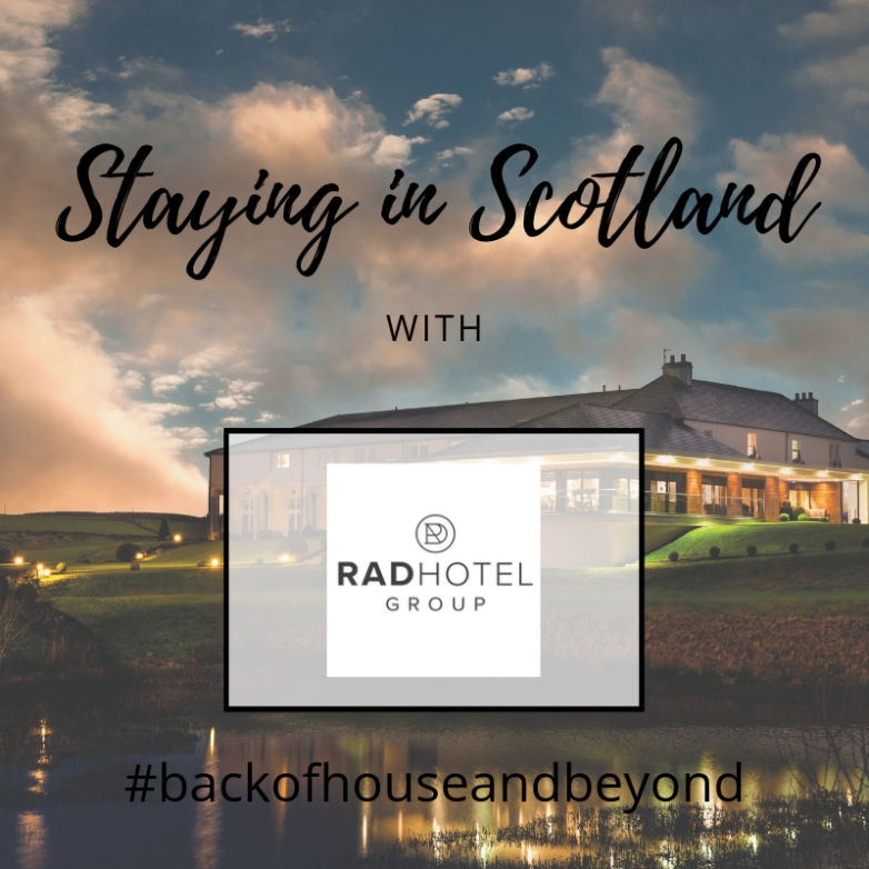 #backofhouseandbeyond with RAD Hotel Group