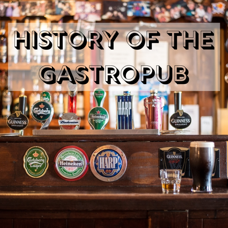 History of the Gastropub