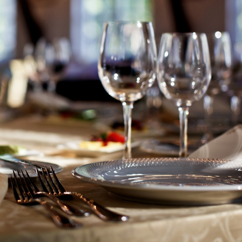 Table Setting Continued with Smart Hospitality Supplies