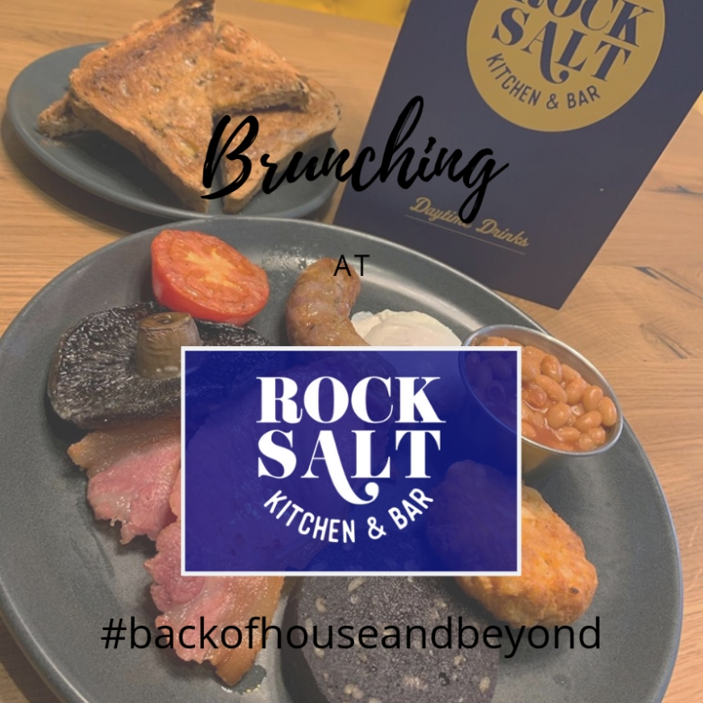 #backofhouseandbeyond with Rocksalt