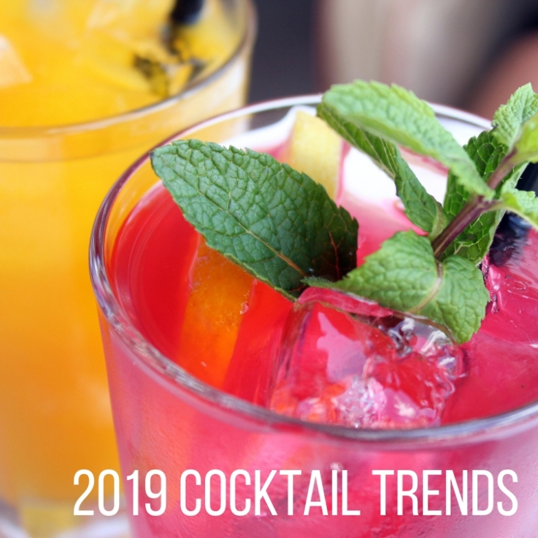 Cocktail Trends of 2019