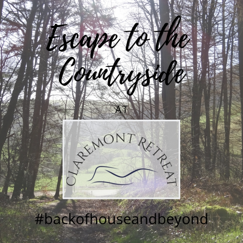 #backofhouseandbeyond with Claremont Retreat